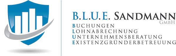 B.L.U.E. Sandmann GmbH – digitales Lohnbüro